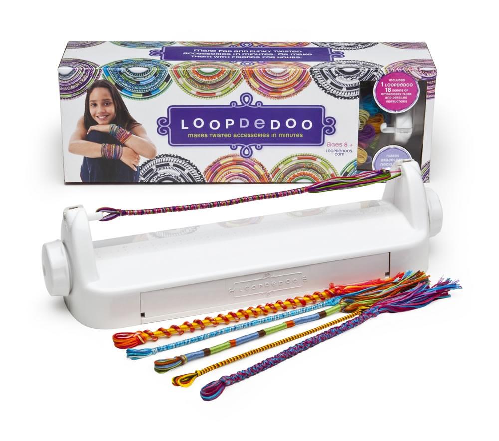 Loopdedoo machine a fabriquer des bracelets