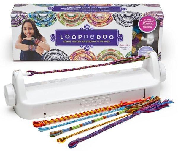Loopdedoo, la machine à fabriquer des bracelets