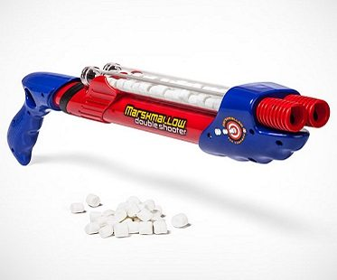 pistolet à marshmallow shooter