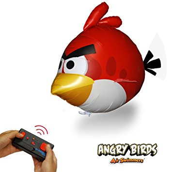 ballon telecommande angry bird air swimmers