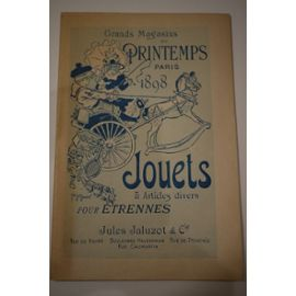 catalogue jouets printemps Catalogues de jouets