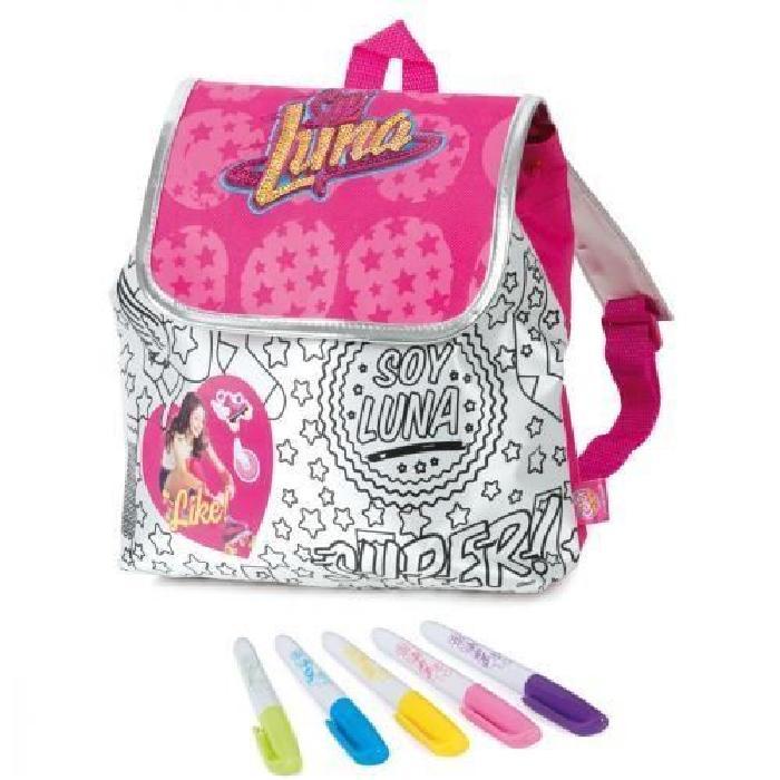 Color Me Mine, le sac accessoire à dessiner et à personnaliser