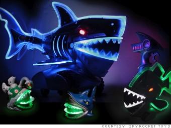 Illumivor, les véhicules animaux télécommandés qui s'éclairent dans la nuit, peur assurée !