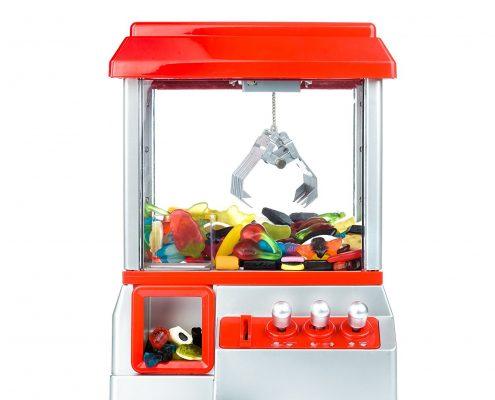jouet machine a pince fete foraine