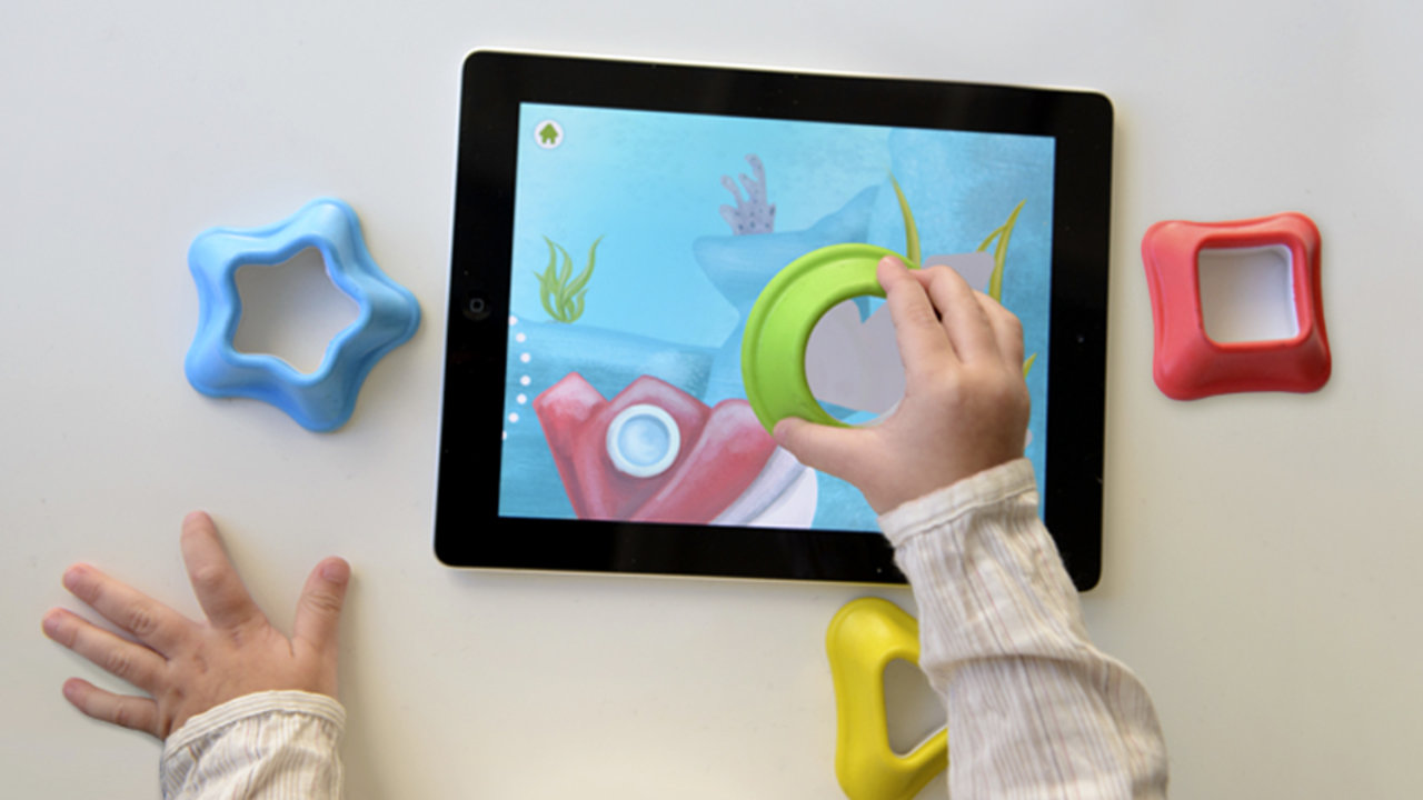 tiggly toddler pour ipad