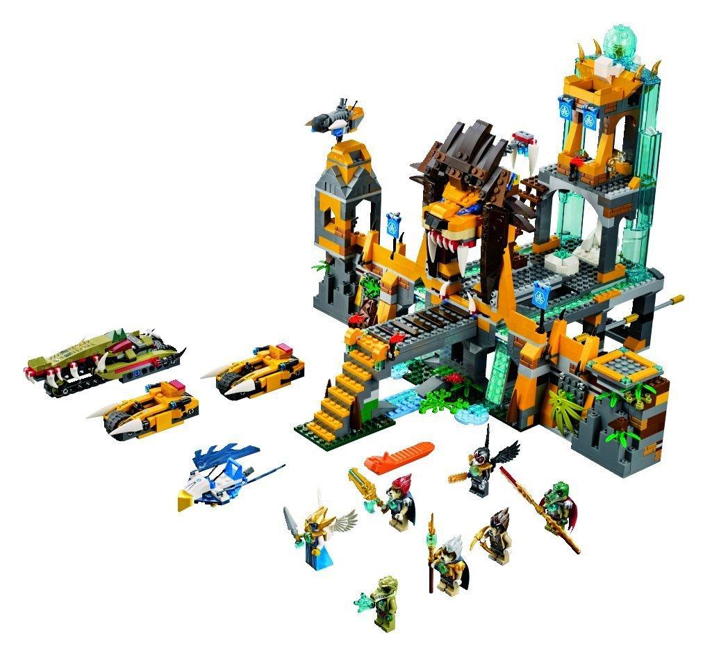 L go l gende de chima le tout nouveau pack jouet lego d 39 apr s le dessin anim de gulli - Image de lego chima ...