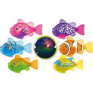 Aquarium robo fish et nouveaux poissons robo fish pour for Jouet aquarium poisson