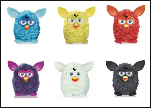 Furby 2.0, le jouet peluche interactif avec application mobile