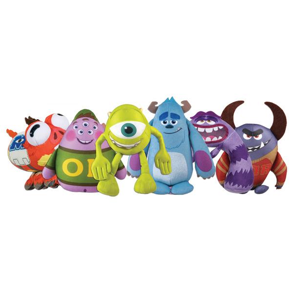 Monstres Academy, dessin animé disney de l'été, jouets et figurines