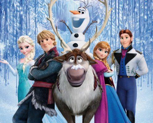personnages reine des neiges