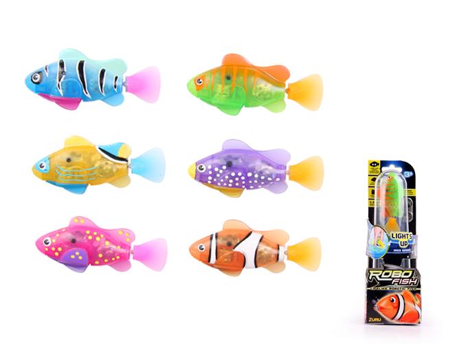 petit article Nouveaux-robo-fish-avec-LED