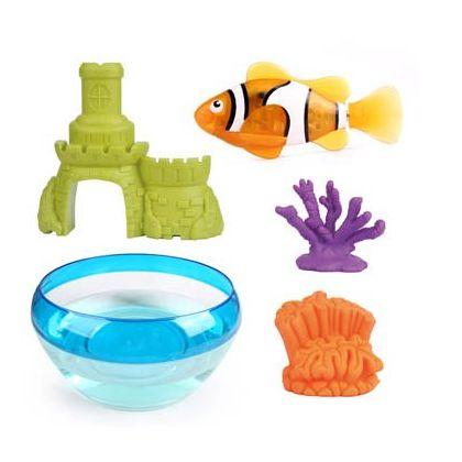 Aquarium robo fish et nouveaux poissons robo fish pour for Robo fish tank