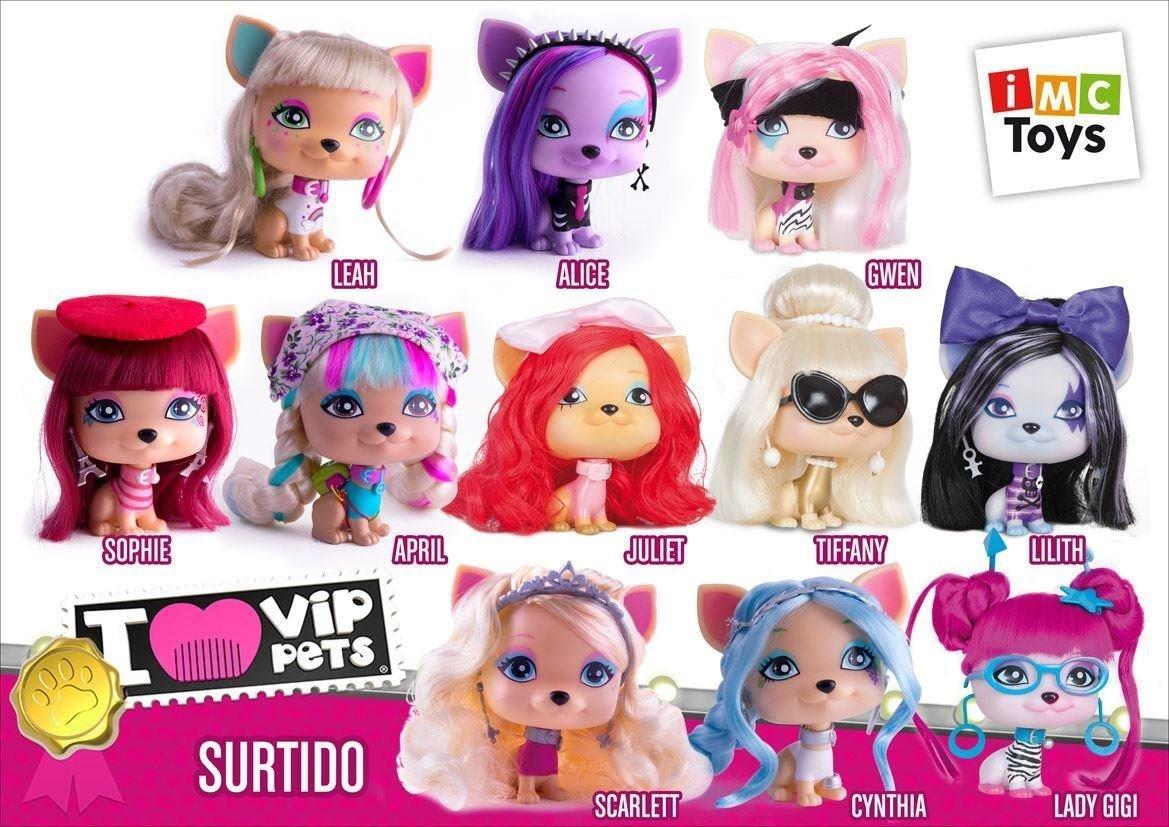 Vippets, les figurines, la nouvelle coqueluche des petites filles VIP pets