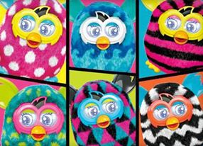 application jeux furby tamagotchi