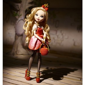 Ever after high poupée Apple White Royal
