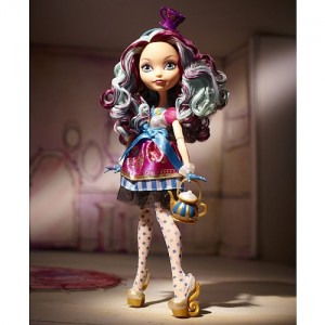 Ever after high poupée Madeline Hatter Rebels