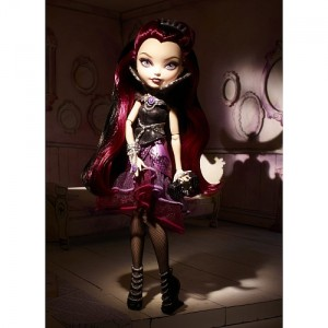Ever after high poupée raven queen Rebels