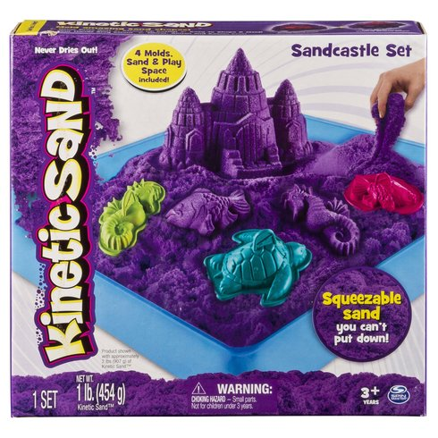 kinetic sand le sable magique club jouet le blog. Black Bedroom Furniture Sets. Home Design Ideas