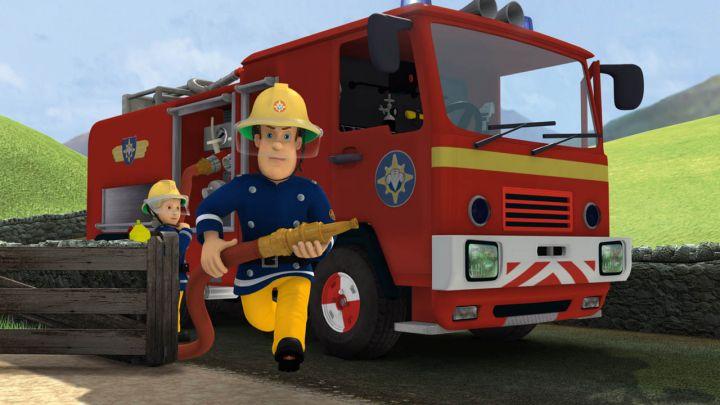 Jouets sam le pompier nouveaut s et avis jouets club jouet - Dessin anime sam sam ...