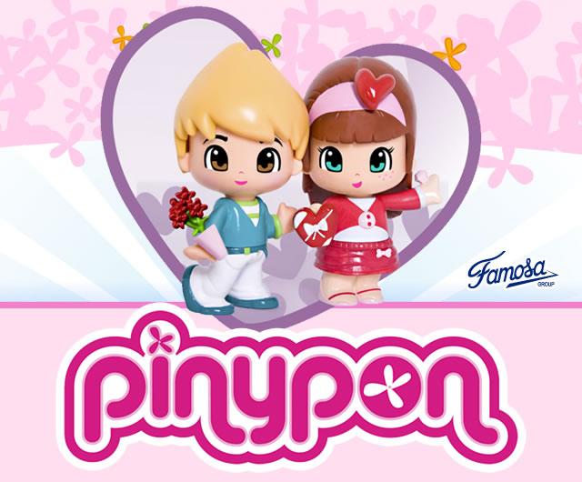 poupées figurines pinypon neige