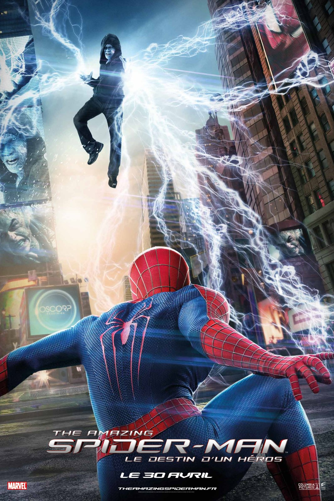 Jouets The Amazing Spider Man 2