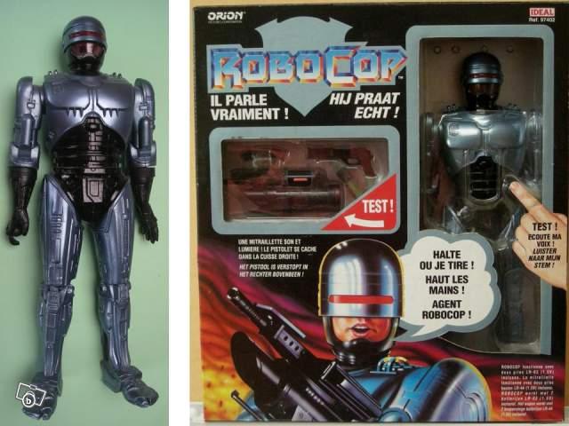 Jouets Robocop, le film édition 2014