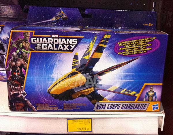 Jouets Gardiens de la Galaxie, Groot et les autres