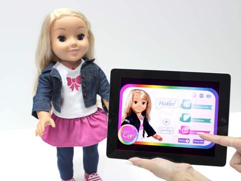 poupée cayla connectée noel 2014
