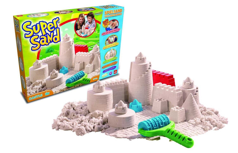 jouet super sand