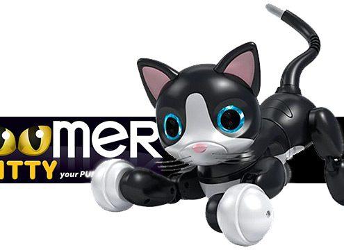 zoomer kitty un robot jouet chat