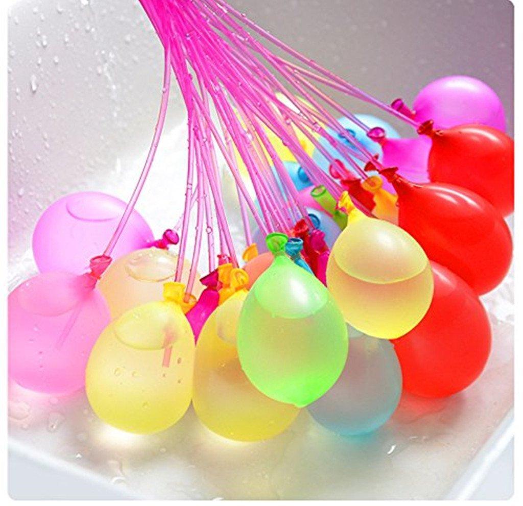 Bombes à eau magiques !