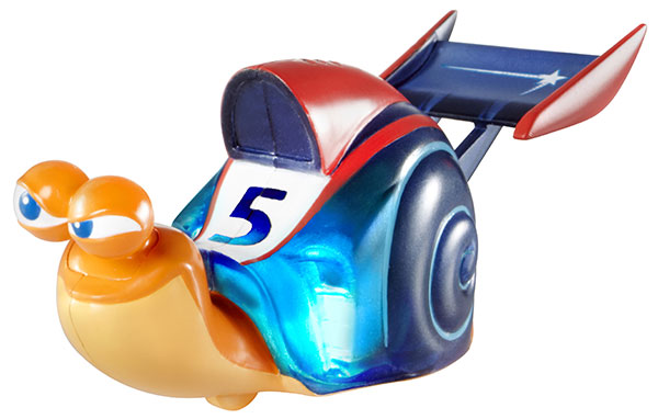 Jouets Turbo l'escargot, le nouveau film Dreamworks