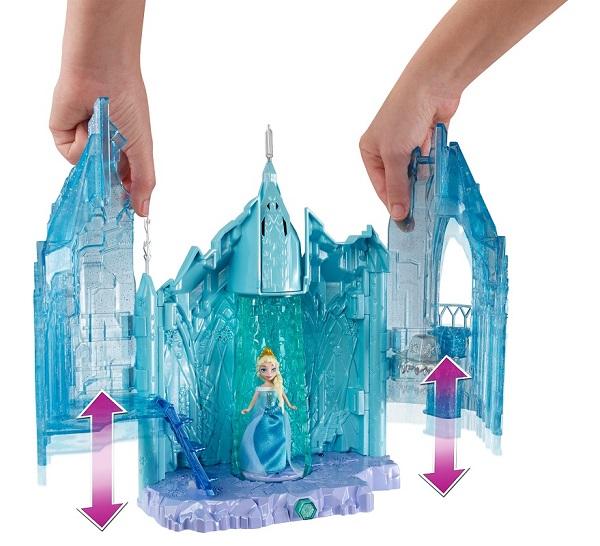 Château de glace Reine des Neiges
