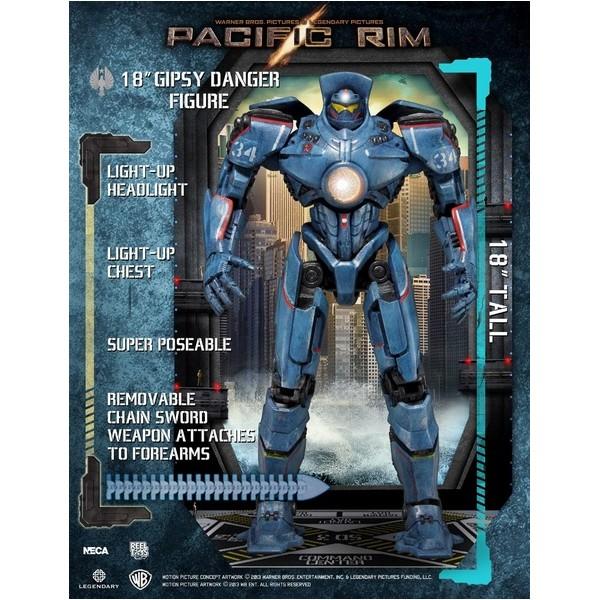 Jouets Pacific Rim, les figurines sont enfin là !