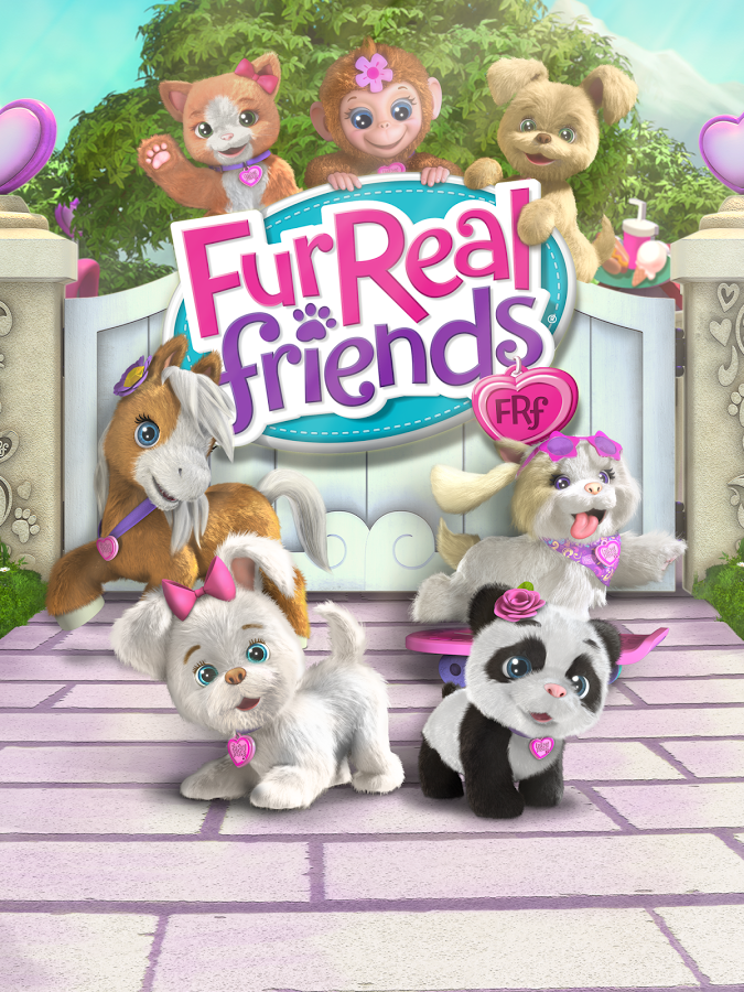 Furreal Friends, Singe, chien et chat plus vrais que nature