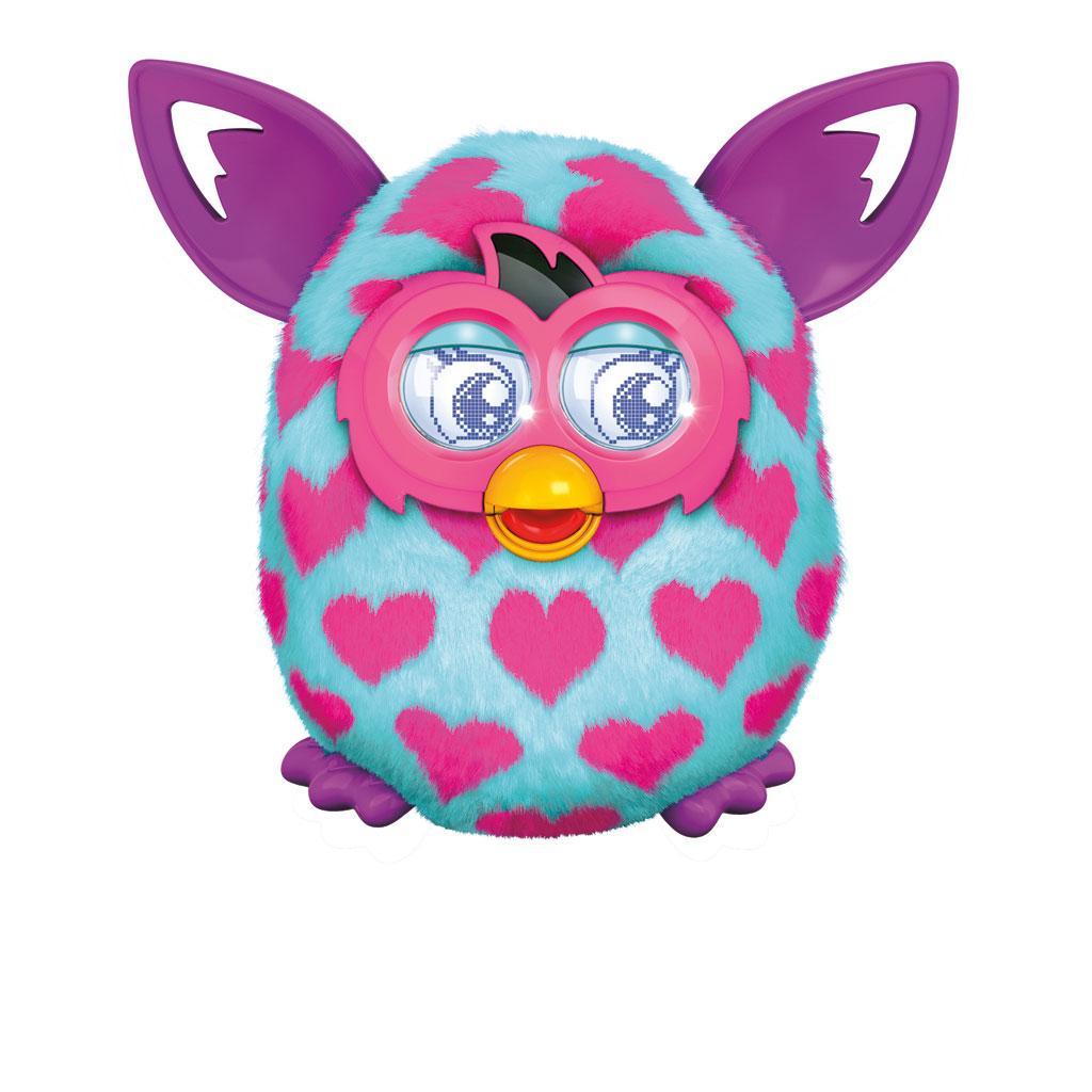 Furby Boom ! 6 nouveaux Furby qui jouent, pondent des œufs et vont aux toilettes !