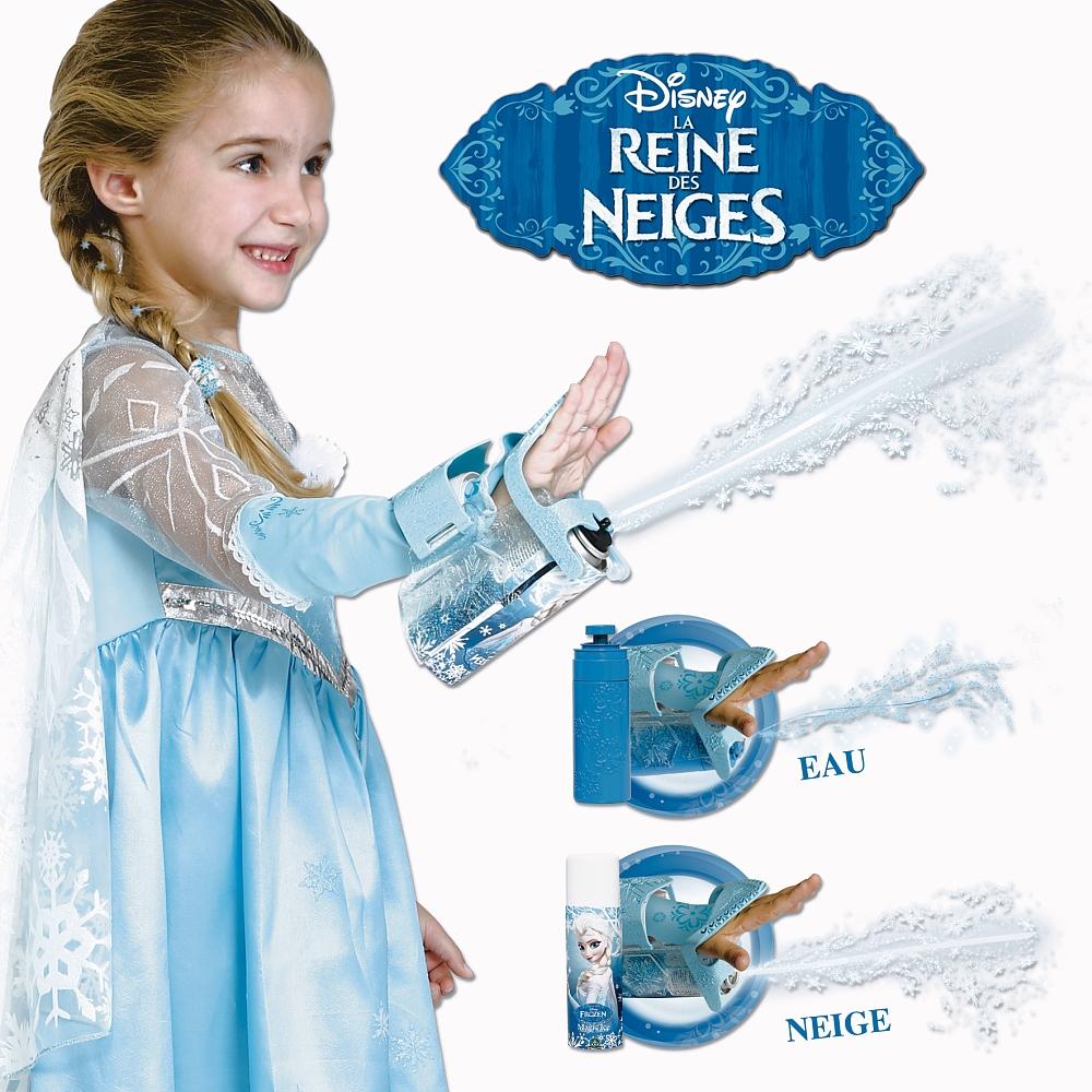 Jouet gant magique de la Reine des Neiges