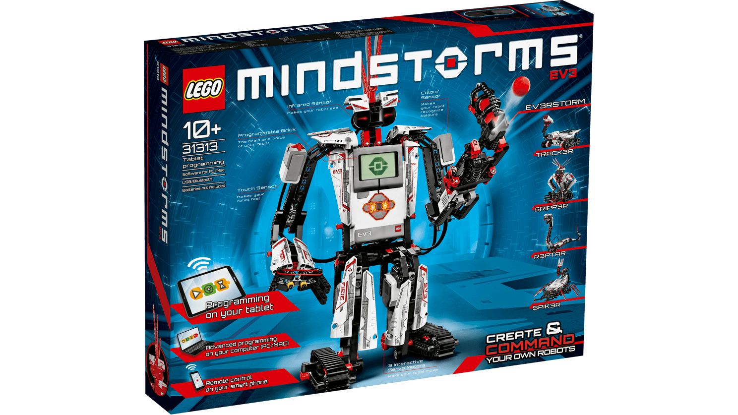 Jouet Lego Mindstorms EV3, le top de l'innovation