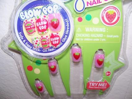 Pop Grrl, les faux ongles pour enfants, les filles vont adorer