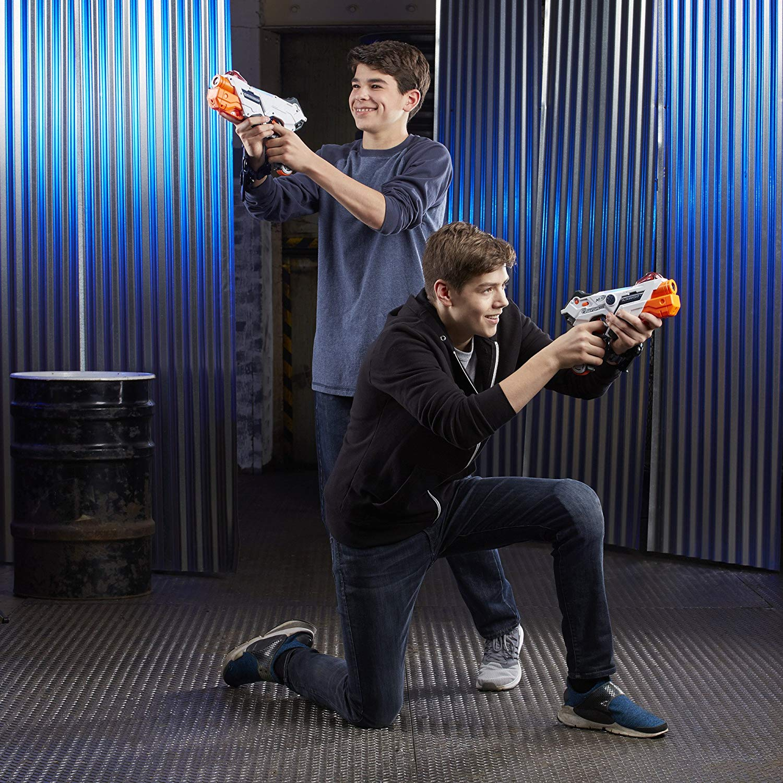 Nerf Laser Ops Alphapoint, Le laser game de NERF par HASBRO