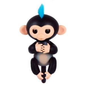 fingerling singe noir finn