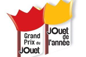 logo grand prix du jouet jouet de l'année