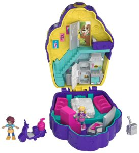 coffret cafe a cup cake polly pocket 2018 mattel