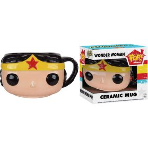 tasse wonder women pop home funko pop