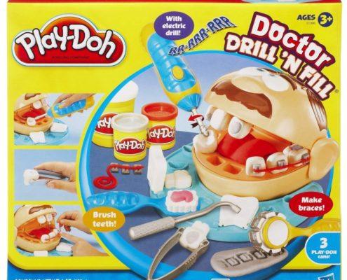 play doh dentiste