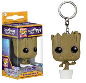 porte clé pocket pop groot