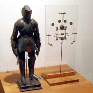 robot-humanoide-leornard-de-vinci